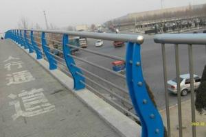 不锈钢复合管人行道护栏