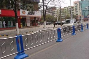 通化不锈钢复合管隔离护栏
