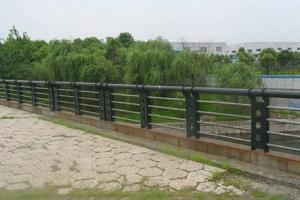 通化市政护栏