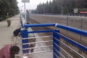 复合管市政桥梁护栏