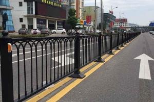 齐齐哈尔京式氟碳漆护栏