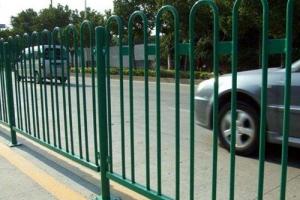 齐齐哈尔京式浸塑护栏
